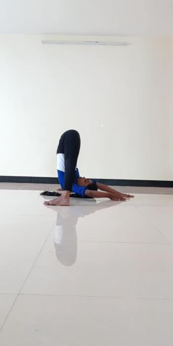 #yoga #yogachallenge #flexible #fit #fitness #trending #health #tamilnadu #tamil #viral #yogavideo #roposo #roposostar