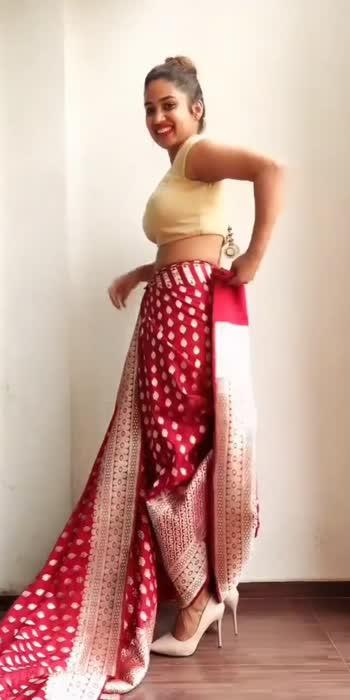 #sareelove #draping #maharashtra