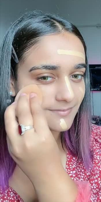 *MASKPROOF & SWEATPROOF MAKEUP*.  - - - - #makeup #makeupartist #makeuptutorial #makeuplover #sweatproofmakeup #maskproof #waterproofmakeup #makeupblogger #makeuplook #makeupartistsworldwide #makeupaddict #makeupoftheday #daylook #daylookmakeup #nudemakeup #nudemakeuplook #affordablefashion #affordablemakeuplook #affordablemakeup #purplehair #lakmeindia #maybelline #lucknowblogger #lazzyworkout #beatpebooty #beatpeclap #cskcheerdance #whowillwin #risingstaronroposo #yebhipyaarhai #whistlepodu #ghammeghalib #flattummy #trendingonroposo