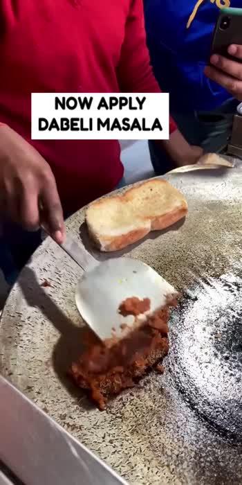 DABELI PAV #dabeli #pav #tasty