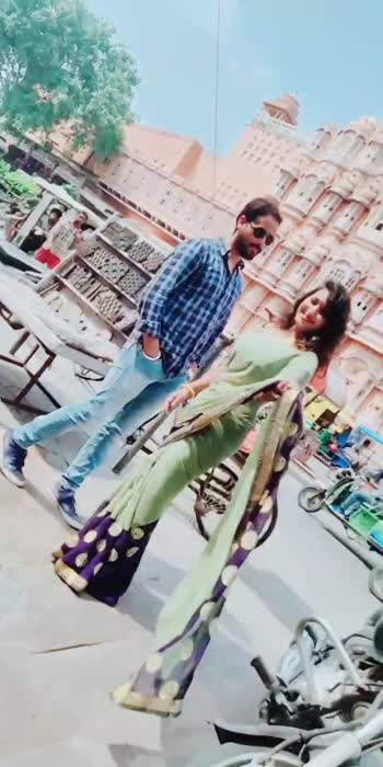 hava mahal #hawamahal #hawamahaljaipur #jaipur #pinkcity #roposostar #travelling