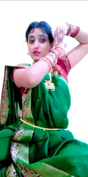 Maharashtrian look #MyDesiLook
