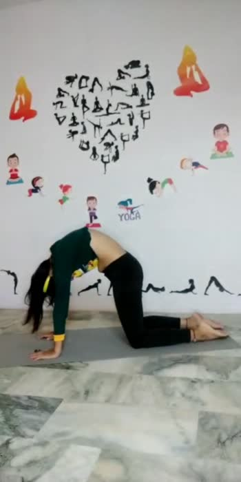 #yogainspiration  #yogapractice  #roposostar
