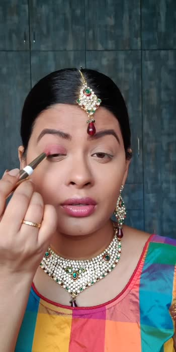 Summer Bride Makeup Inspiration #summerstyle #indianbridalmakeup