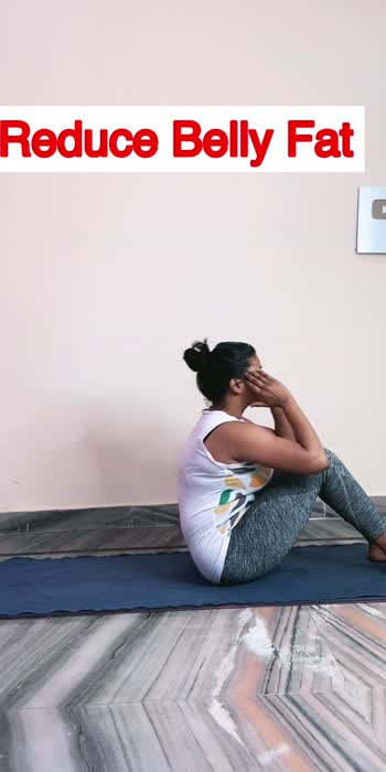 #roposo #roposofitness #yoga #yogawithshaheeda #roposohealth