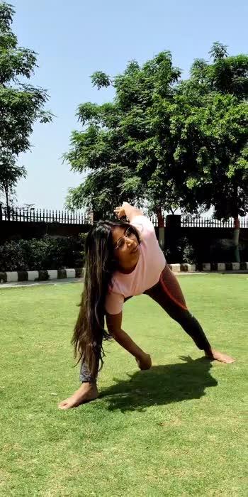 #roposostar #yoga #yogalove #yogapractice #viral #trending