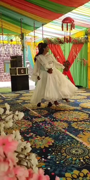 beautiful groom & bride haldi performance #vedanshibm #groom #weddingdance #choreography #risingstarschannel #fyp #foryoupage