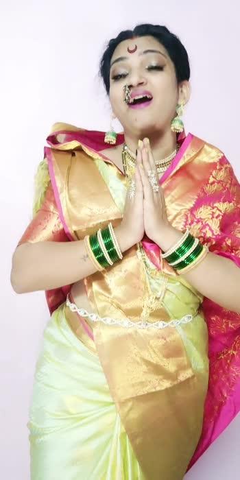 #garjamaharashtramaza #जयमहाराष्ट्र #marathimulgi #1मे#maharashtradin