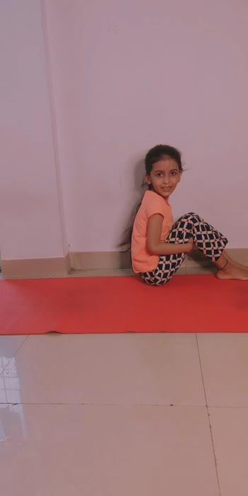 #yogachallenge #yogainspiration #yogapractice #yoga4roposo @roposocontests