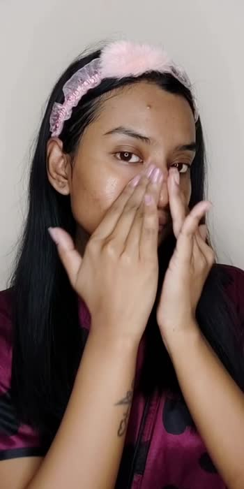 #skincareroutine #beautyinfluencer #roposobeauty