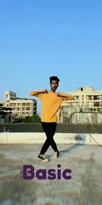 basics #dance #trending #viral #roposostar