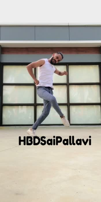 #hbdsaipallavi #swassthickrao #mrhoverboard