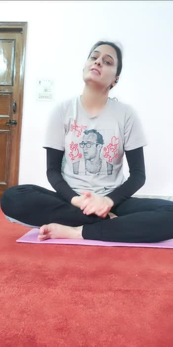 #roposo-beats #roposoindia #roposoyoga #yogainspiration #yogapractice #yoga4roposo #yogaposes #yogalife