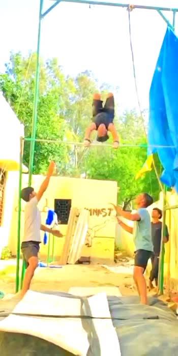 radhe bacha lae #fitnesssehaaregacorona#trending #viral #gymnastic #yogachallenge #handstandchallenge