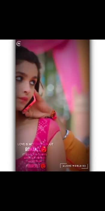 #bollywoodsong #shraddhakapoor #statusvideo #whatsappstatus #shraddakapoorfans #sushantsinghrajput #roposostar #roposoindia #roposoindiaofficial