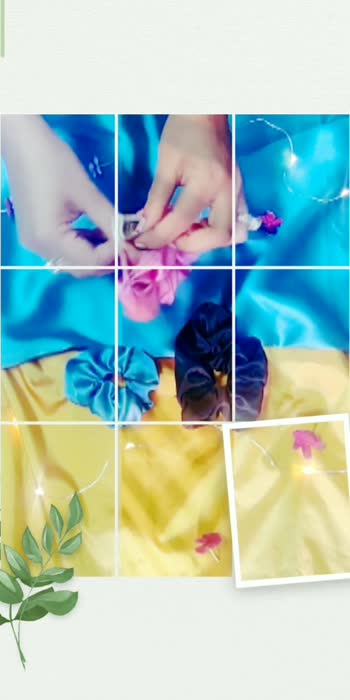 secret pocket SCRUNCHIE ❤️ #scrunchie #satin #roposostar #roposoindia #instagram #instagood #roposostarchannel #roposocamera #roposo-style #basanti #sayitwithme #vacationmode