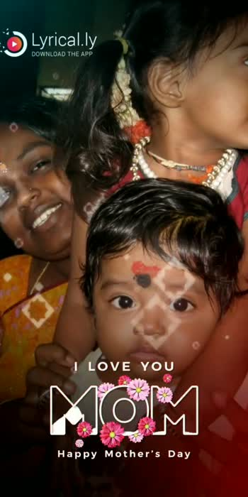 happy mother's day #thanu #viral #mojkannada #lotsmoj #mojlove #MojArt #mojindia #roposo