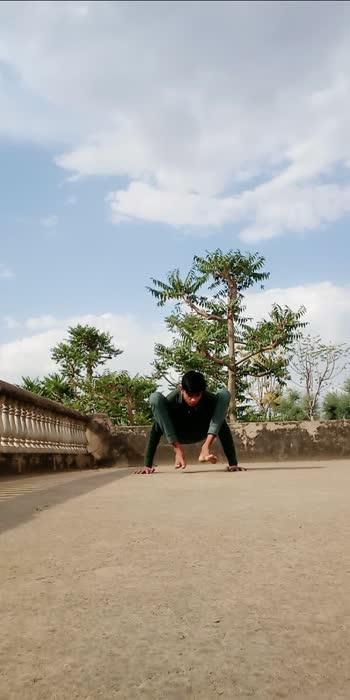 #yogachallenge #yogamotivation #trending #roposostar