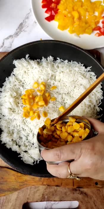 Mexican Rice recipe . Follow me for more recipes . #mexicanfood #mexican #mexican #tacos #rice #ricerecipes #recipeidea #recipevideos #easyreceipe #easyrecipes #easytomake #lunchscenes #breakfastrecipes #dinner #delhistreetfood #indianstreetfood #streetfoodindia #streetfoodies #indianfoodiesquad #ricerecipes #ricecrop #ricewater #foodie #tasty #yummy #yummytummy