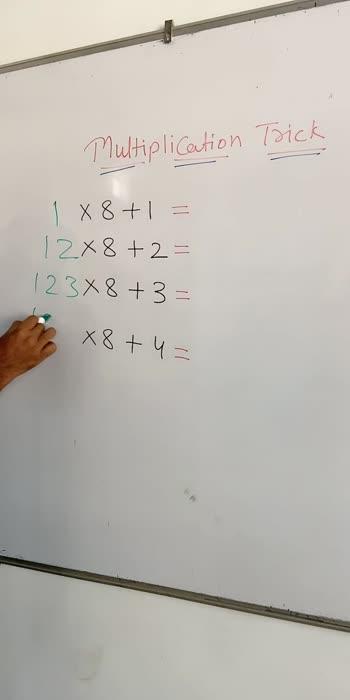 #mathstricks