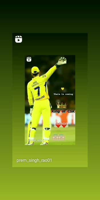 m.s. dhoni lover#dhoni#dhoni-csk#mahi