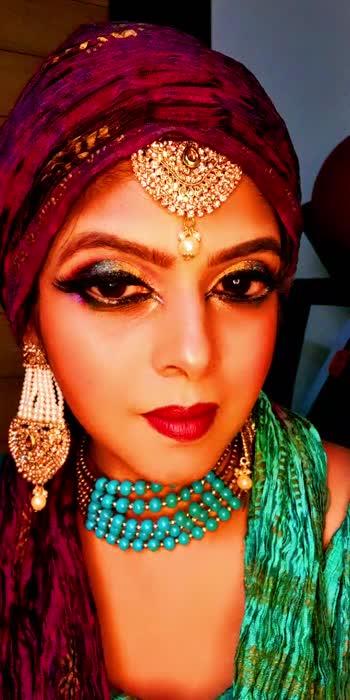 Muslim makeup #Viral #makeup