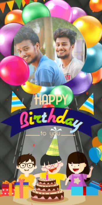 Happy Birthday MODEL MODEL