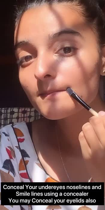 No makeup Glowy Makeup Look #roposovideo #transitionvideo #makeup #makeupartist #makeuptutorial #makeuplover #makeuplook #makeupblogger #makeuphacks #glowymakeup #openhair #longhair