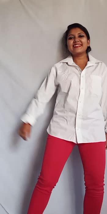 white shirt look #fashionquotient #roposostar #vlogsuperstar #whiteshirtlove #style