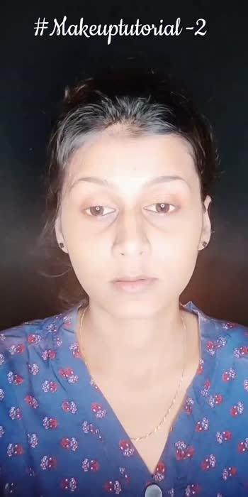 makeup tutorial part part2�#makeuptutorialforbiginners    #makeuptutorial