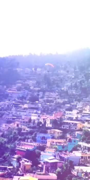 #pauri #pahad #paragliding #paraglidinglove #englishsong