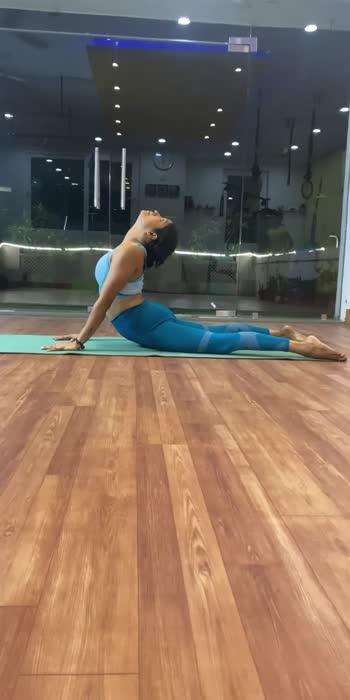 #fitness #yoga #yogachallange #yogalove #yogainspirations #roposochannel #roposo_india #roposofit #roposofitnessmodel #roposostars