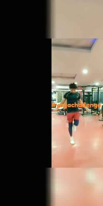 #yogachallenge #yoga4roposo #viral