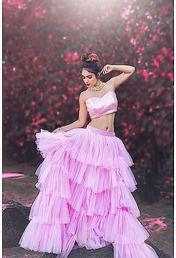 Part Of Me Is Still A Little Girl ,Who Believes That Fairy Tales Do Come True ...🧚♀️🧚♀️😍😍💕💕 : #pink #pinklove #fairytales #princess #fairytales #pinkdress #princesslook #longdress #wonderful #wednesday #wednesdaywisdom #prettypink #beauty #highfashion #styleblogger #styleicon #style #fashioninsta #pretty #nehamalik #model #actor #blogger #instagram #instalike #instafollow : : Photography @divyesh.vanzara  Mua @zeen_sha  Outfit and styled by @baaksha