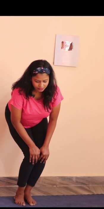#roposo #roposohealth #roposofitness #yoga #yogawithshaheeda