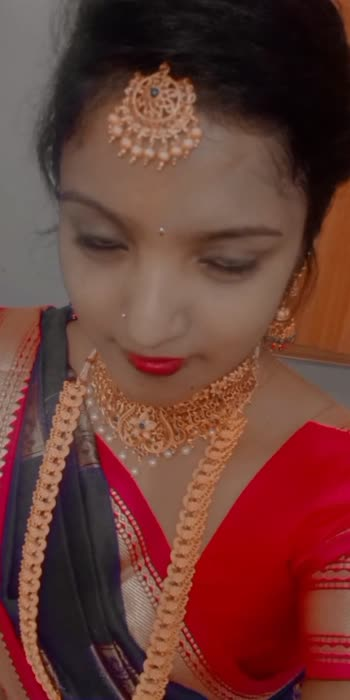 ❤️ #sareefashion #professionalmakeupartist #makeuptutorial #makrupartist #kanndathi #selflove
