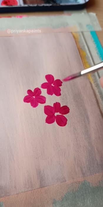 florals with gouache  #gouache #gouachepaint #florals #floralprint #floral #paintings #art #artist