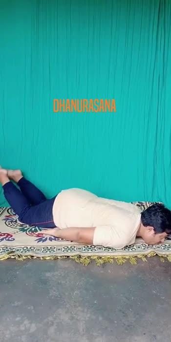 funny yogasana#funny #roposostar