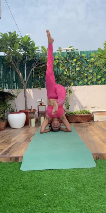 #yoga #yogachallenge #yoga4roposo #yogaeverydamnday #corestrength #corestrengthening #roposochannelbeats