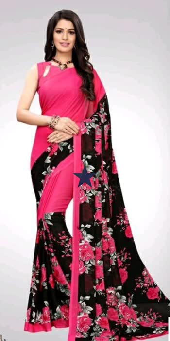 Fancy Georgette Women Saree 🤭 Price: 375/- only🤭 Home Delivery Available 🤭 COD Available 🤭#dancewith #darti #sunoji #diyfollow #angrezibeats #women #georgette #saree #fashionblogger #fash #fashion #foryou #trending #viral #wiral #popular #roposo #channel #beats #online #shopping #business #womenswear #women-fashion #womenpower #women-branded-shopping #women-style #womensclothing #georgettesaree #georgette-summer-collection #georgettefebrics #sareelove #sareefashion #sareeblousea#fashionlovers  #sareeindia #sareeonline #fashionquotient #fashionlovers #fashiondesigner #fashionblog #fashionpost #fashionposts #onlineshopping #onlineshop #onlineselling #onlinestore #onlinedeals #onlinebusiness #onlinebusinessmarketing #businesswoman #businessoffashion