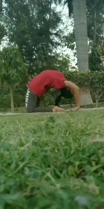 पूर्ण उष्ट्रासन  poorna ushtrasana     #yoga #yog #poornaushtrasan #HathYog #yogachallenge #yogapose #yogainnature #yogaindia #yogainstagram #yogaeverydamnday #yogabody #yogaclass #yogainspiration #yogaposes #yogaprogress
