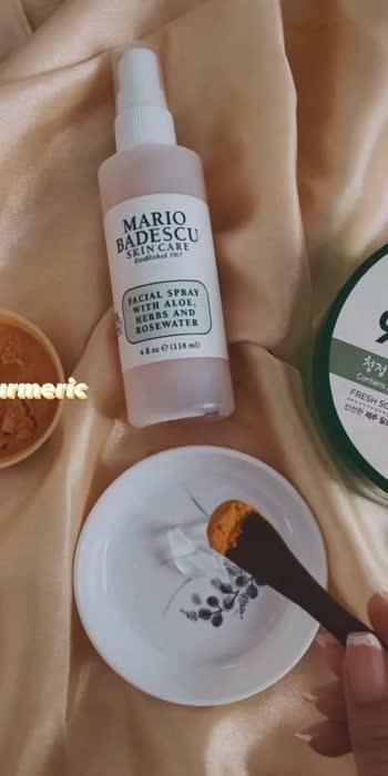Sunday Selfcare 💁🏼♀️ #glintaesthetic #makeupartist #skincaretips #skincare #diyfacemask #roposostar #roposoindia #roposobeauty