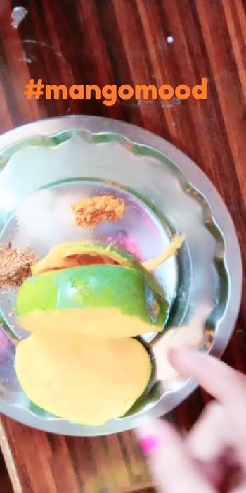 #mangomood yummy yummy