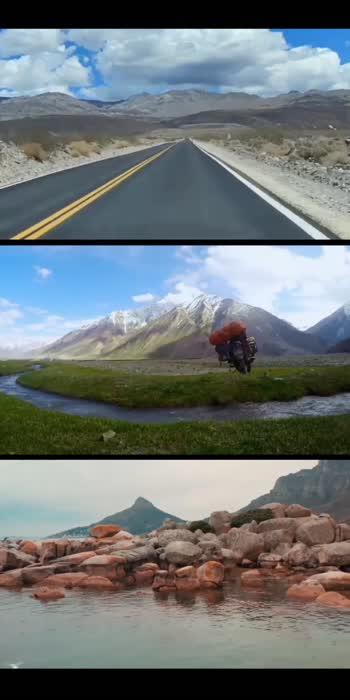 #madeonroposo #virals #viralvideos #ladakh #travel #travelling #vlog #share #videoclip #india #viralvideo #tourism #happy #vibes #mood #biketrip