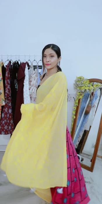 Dupatta styling hacks ❤ #dupattas #stylingvideo #fashionblogger #fashionquotient
