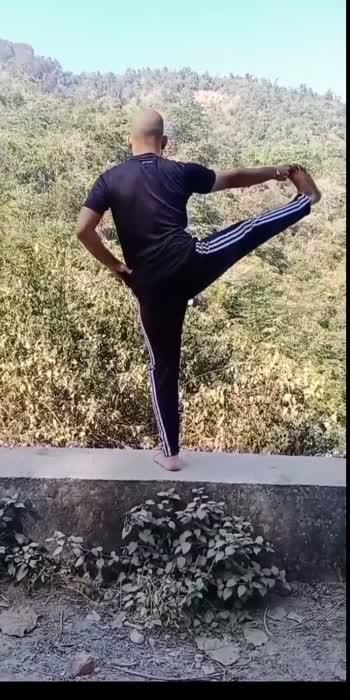 #roposostar #roposo-beats #yogachallenge #yogaoutdoor #trending #fitness #yogaforall #yogaforlife #yogavideo