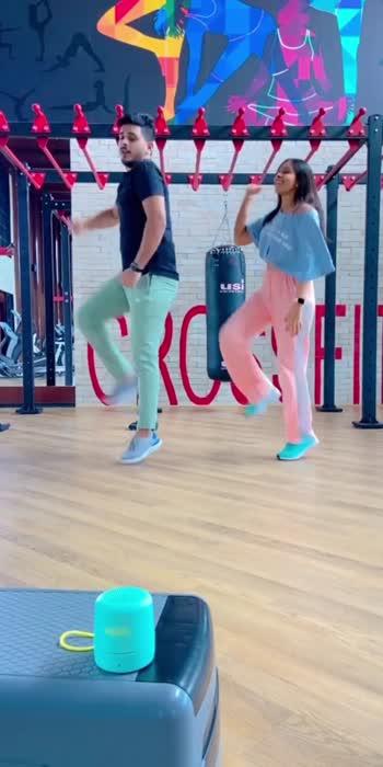 Dance Fitness routine. #zumbaworkout #zumbafitness #dancefitness #danceworkout