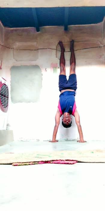 ##handstand