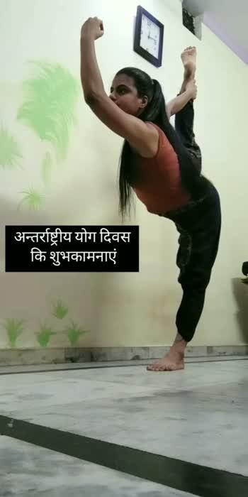 #internationalyogaday  #yoga #myyogajourney #myyogapose #yogini #yogateacher #yogaclass#yogachallenge