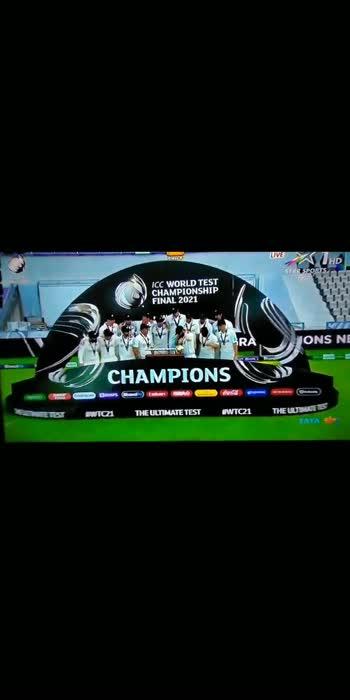 India lose ICC WORLDCUP